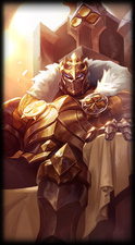 King of Clubs Mordekaiser